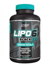 NUTREX Lipo 6 Black Hers, 120 кап