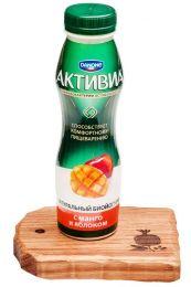 ...Йогурт питьевой Активиа в ассортименте 2.4% 290 г
