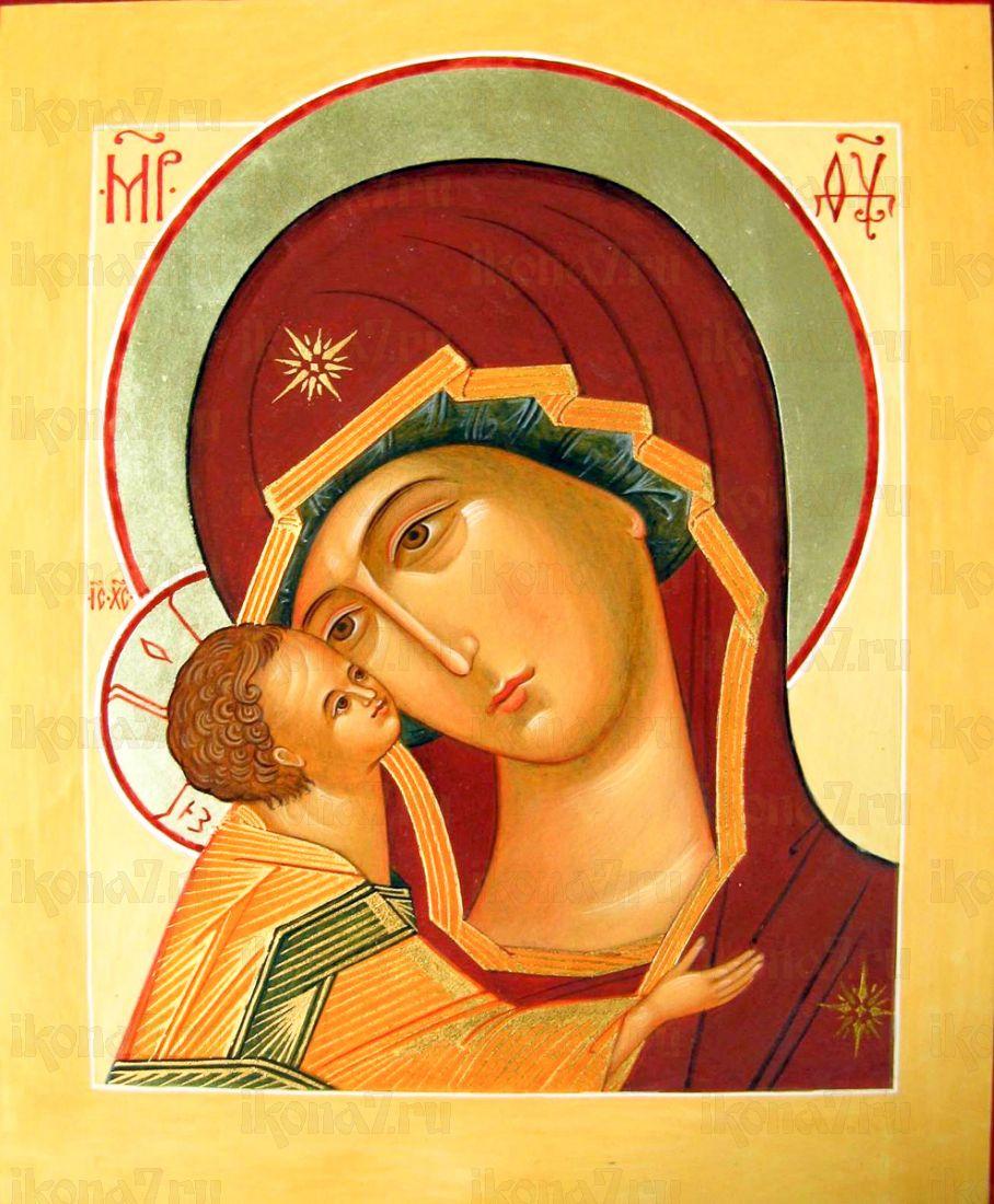 Игоревская икона Божией Матери (Арт. ПСТ-02652)