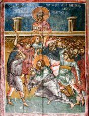 Икона Тимофей, апостол (копия 14 века)