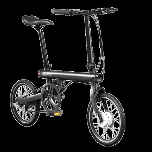 Электровелосипед Xiaomi QiCycle черный
