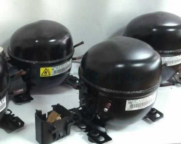 Мотор СКО-160 (172 Вт) для холодильника, шт.
