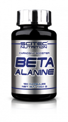 Scitec Nutrition - BETA Alanine 150 капс