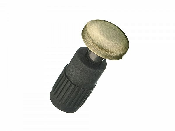 Заглушка для рейлингов Модерн бронза