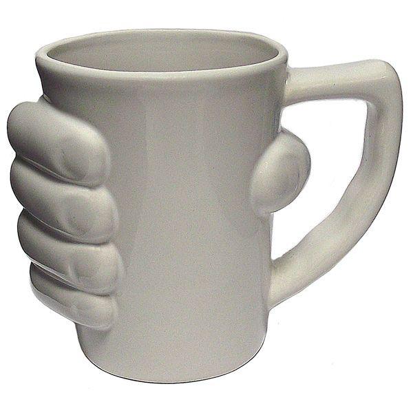 Кружка Всё в твоих руках керамическая