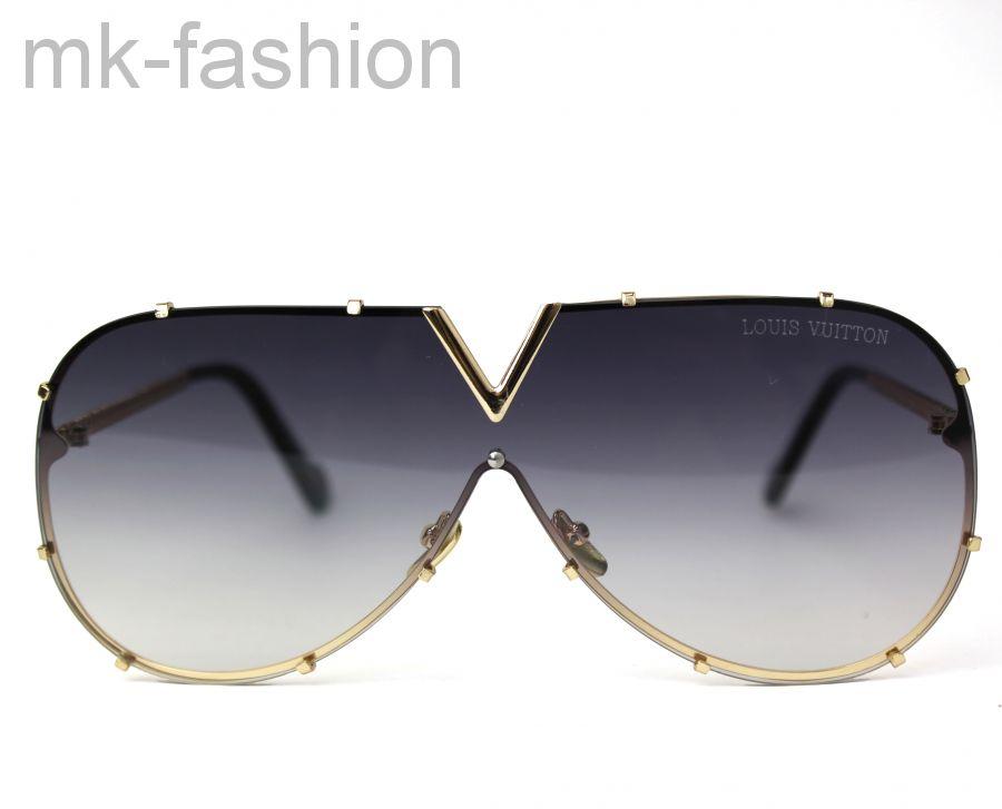 Louis Vuitton Солнцезащитные очки Drive