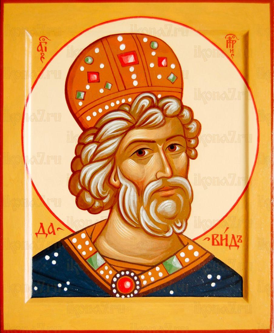Давид, царь