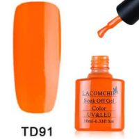 Lacomchir TD 091 гель-лак, 10 мл