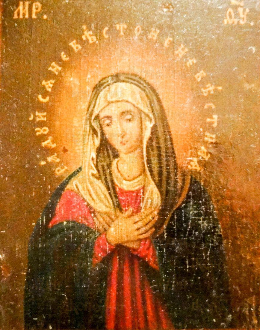Умиление Серафимо-Дивеевская (копия старинной иконы)