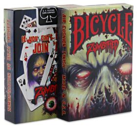 ZOMBIFIED PLAYING CARDS by BICYCLE