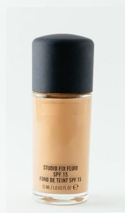 Тональная основа Studio fix fluid SPF 15, 35 ml + дозатор