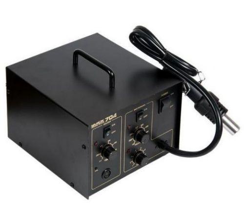 Двухканальная паяльная станция Quick 704 ESD