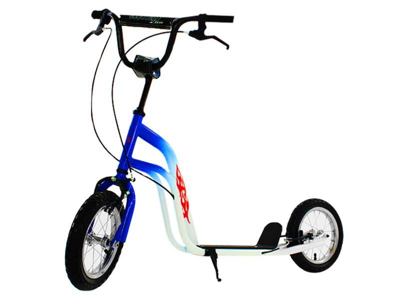 Самокат на колёсах 12 дюймов для детей
