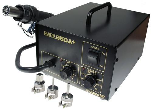 Термовоздушная паяльная станция Quick 850A+