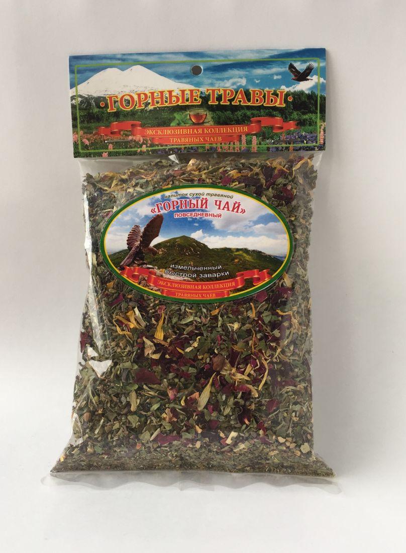 Травяной чай Горный чай - 100 гр