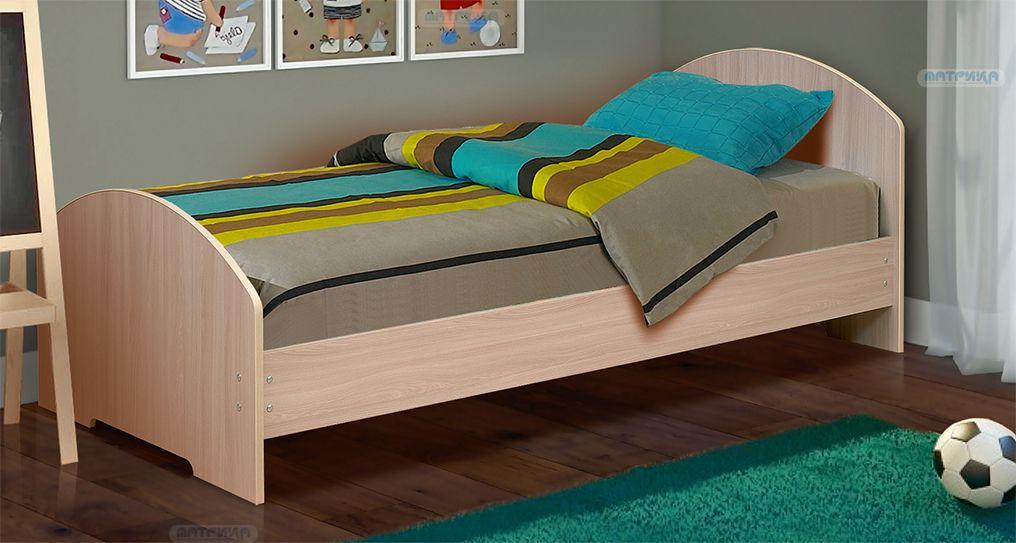 Кровать Волжск спальное место от 800 до 1800