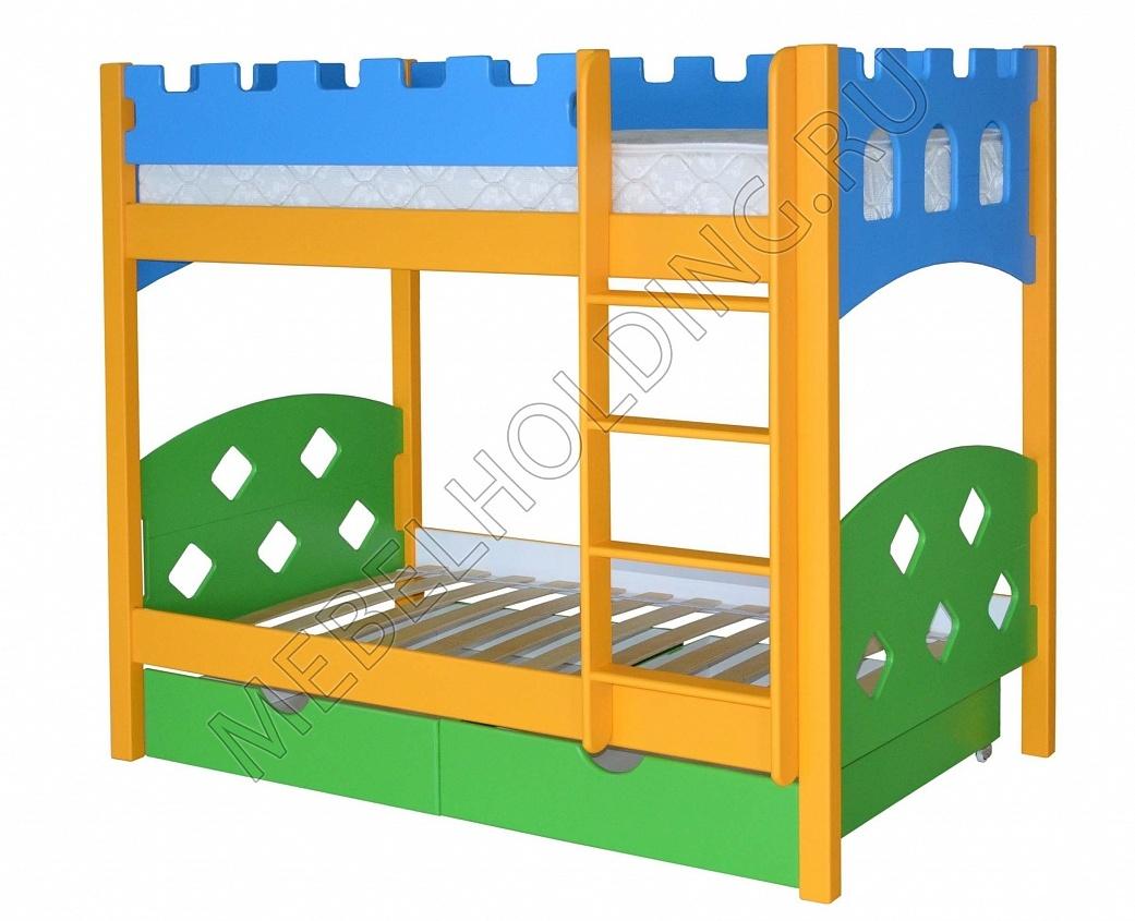 Двухъярусная кровать Ланцелот