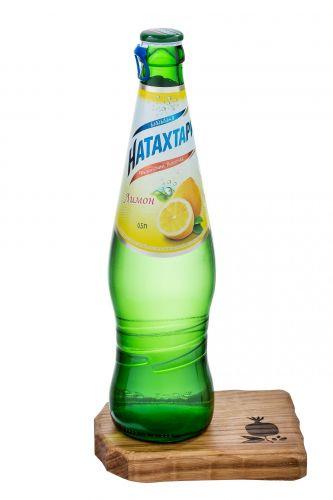 ..Лимонад Натахтари лимон 0,5л стекло
