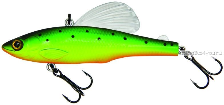 Купить Воблер Usami Bigfin 70S 70 мм / 18 гр Заглубление: 1,5 - 8 м цвет: 602
