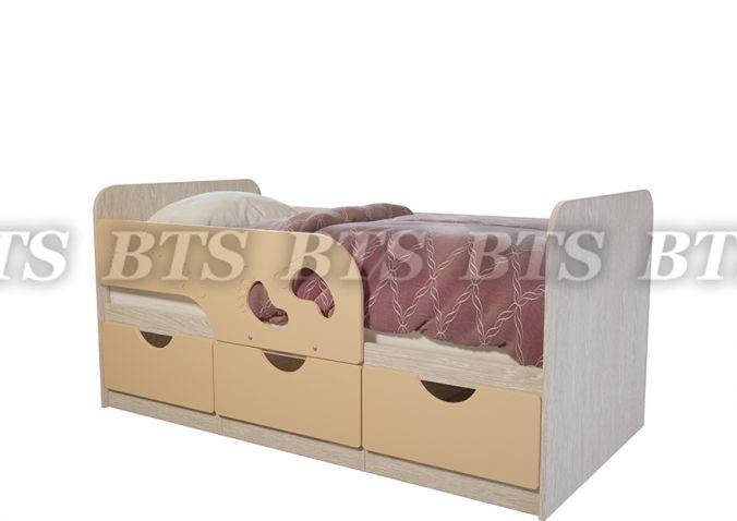 """Детская кроватка Минима """"Лего"""""""