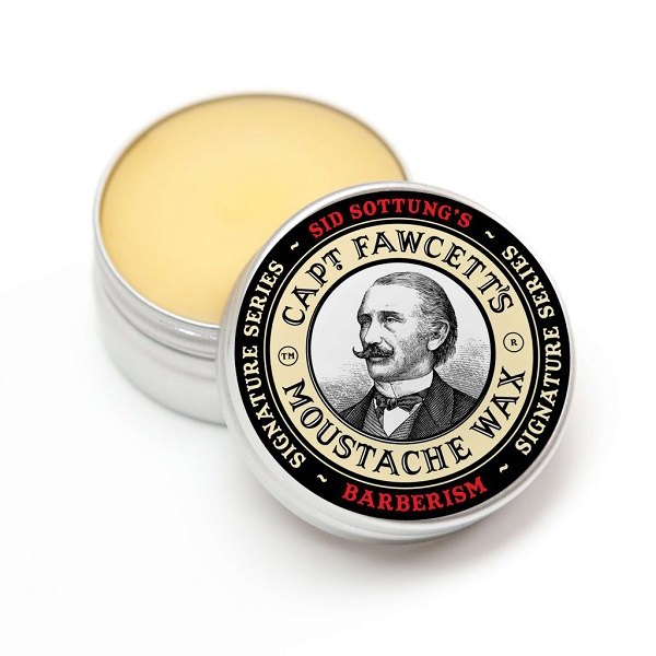 Воск Captain Fawcett's Barberism для усов