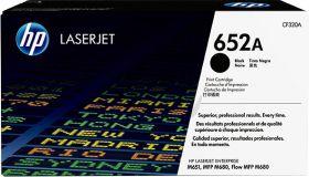 Картридж HP CF320A (652A) черный оригинальный