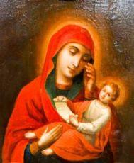 Утоли мои печали икона Божией Матери
