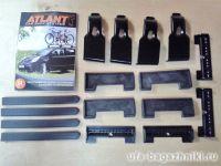 Адаптеры для багажника Toyota Venza, Атлант, артикул 7225