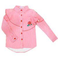Рубашка для девочек 3-7 лет  ОР425Р