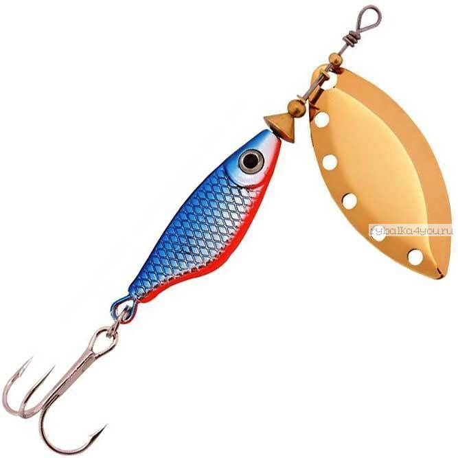 Купить Блесна Extreme Fishing Absolute Addiction №2 / 9 гр цвет: S/G
