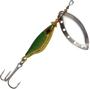 Блесна Extreme Fishing Absolute Obsession №1 /  6 гр / цвет:  11 G/Green/S