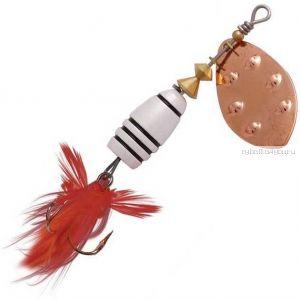 Блесна Extreme Fishing Total Obsession №2 / 7 гр / цвет:  17-PearlWhite/Cu