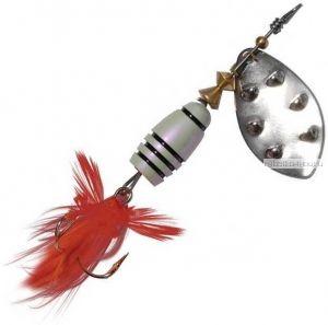 Блесна Extreme Fishing Total Obsession №2 / 7 гр / цвет:  19-PearlWhite/S