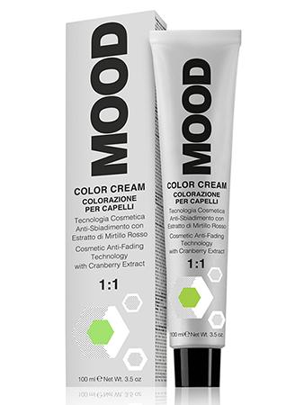 Mood 6/55 Крем-краска Темный Блонд Красный Интенсивный