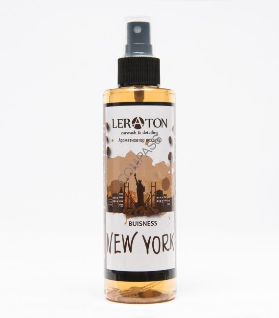 Парфюм для автомобиля LERATON BUSINESS NEW YORK 200мл.