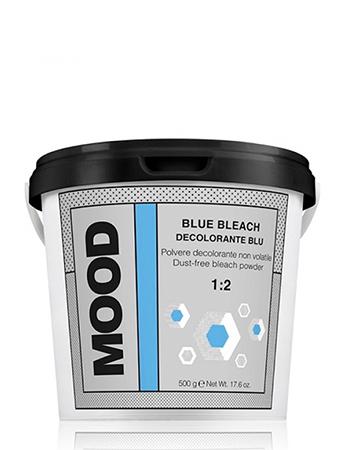 Mood Decolorante Порошок обесцвечивающий голубой Blue Bleach