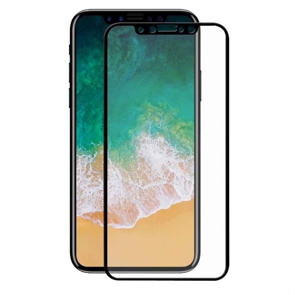 5D-Стекло на экран:iPhone X,iPhone Xs
