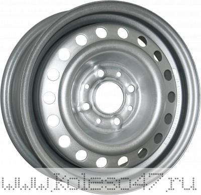 TREBL 53C47G 5.5x14/4x108 ET47 D63.3 Silver