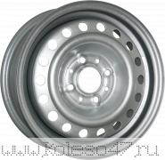 TREBL 64C49G 6x15/4x108 ET49 D63.3 Silver