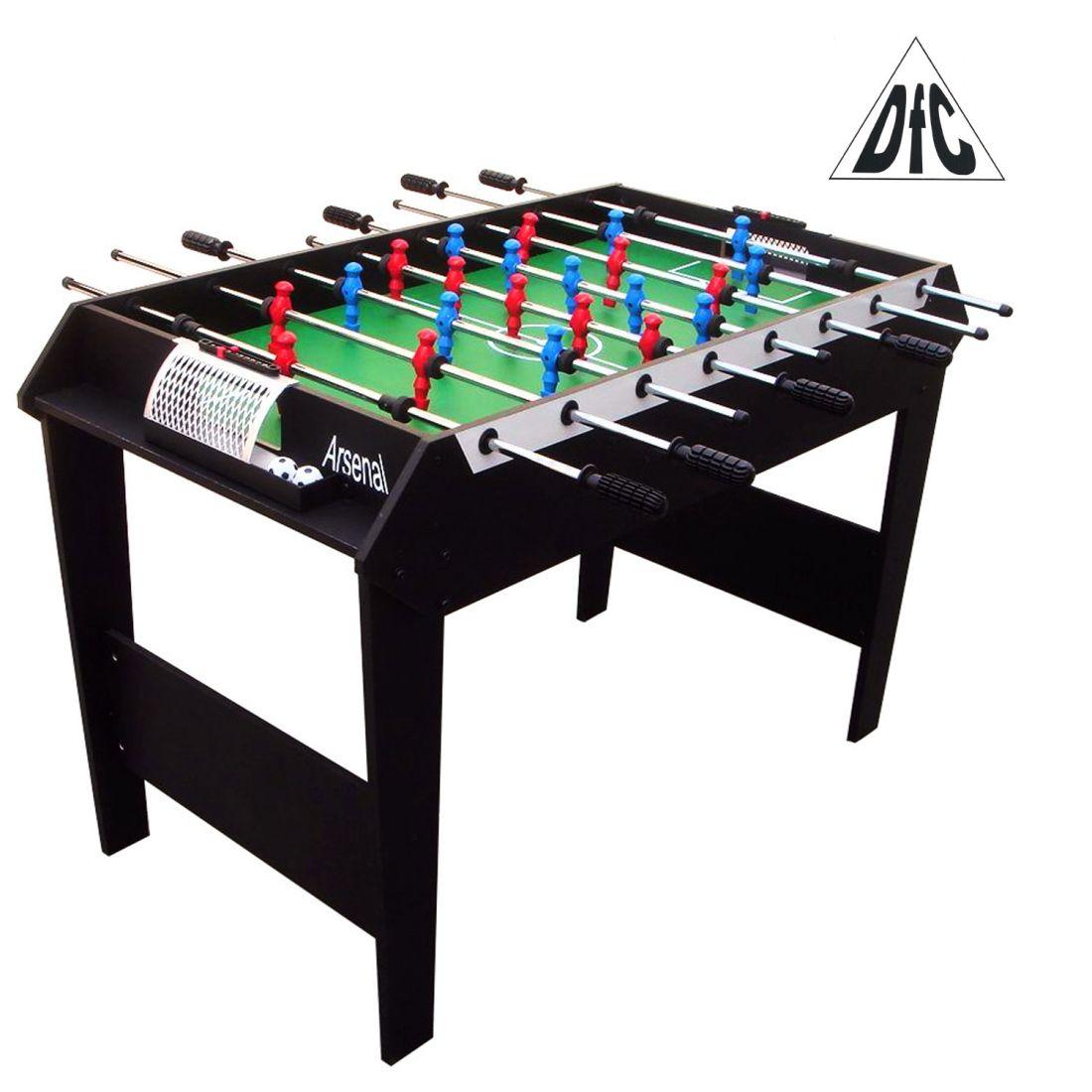 Игровой стол - футбол DFC Arsenal GS-ST-1348