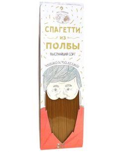 """""""Дед Сенгилей"""" Спагетти из полбы, 400 г"""