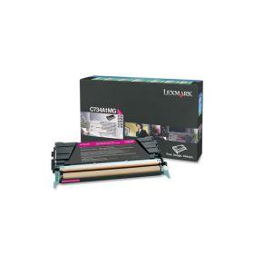 Lexmark C748H1MG картридж magenta оригинал 10000 стр