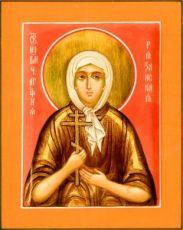Икона Агафья Агломазовская