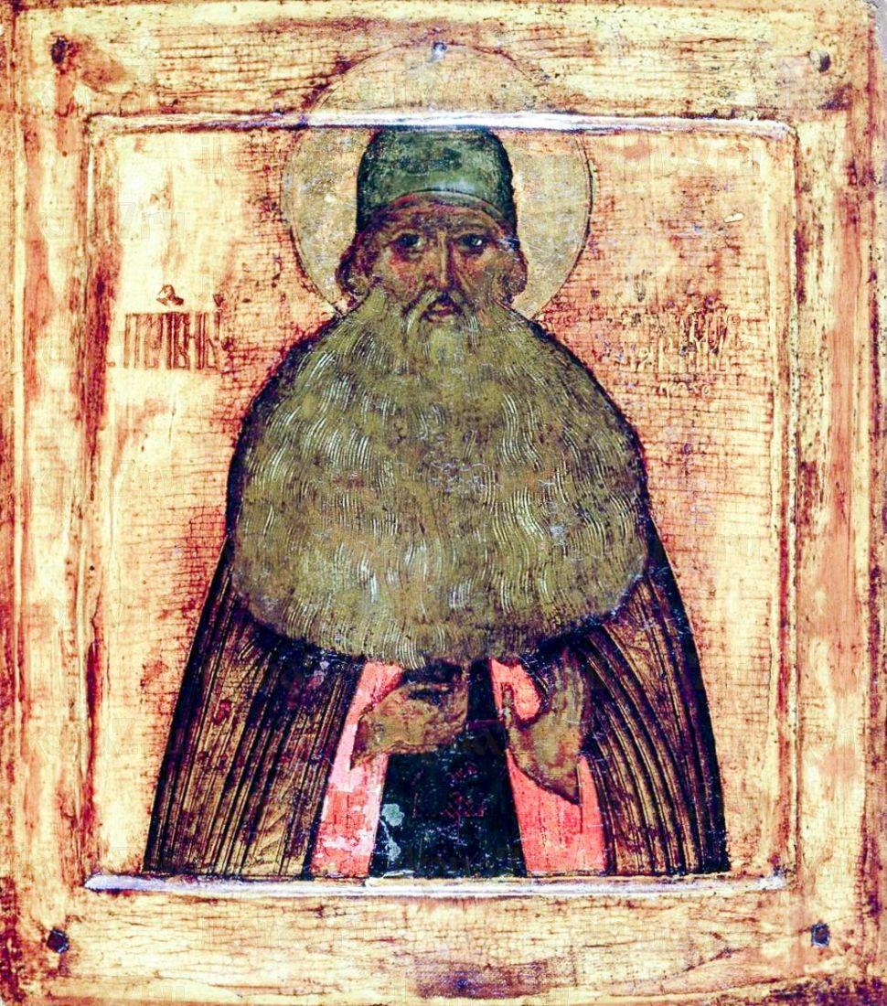Максим Грек (копия иконы 17 века)