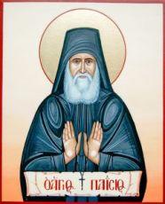 Икона Паисий Святогорец