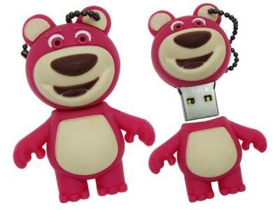 USB накопитель тематический 16GB UD-764 Медведь
