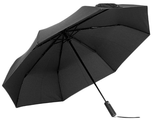Зонт Xiaomi Mijia Automatic Umbrella Black 107см.