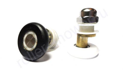 Ролик для душевой кабины VH004 (комплект 8шт) для кабин Appollo Диаметр колеса ( 23мм, 25мм )
