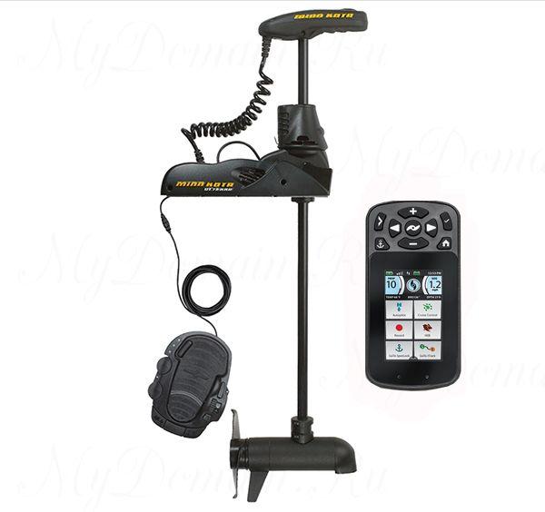 Лодочный электромотор Minn Kota ULTERRA 112 I-Pilot LINK/BT/152см/36v