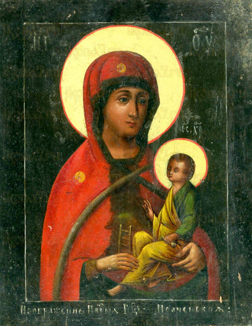 Икона Молченская икона Божией Матери (копия старинной)